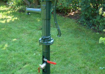 Jowi – Wiesbeck Bauelemente GmbH  - Brunnen mit Fuss und Verteilung