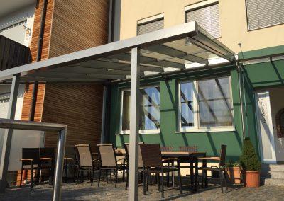 Jowi – Wiesbeck Bauelemente GmbH – Überdachung