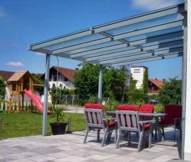 Jowi – Wiesbeck Bauelemente GmbH - Uberdachungen