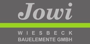 Jowi – Wiesbeck Bauelemente GmbH - Logo