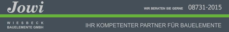 Wiesbeck Bauelemente GmbH, Partner für Bauelemente